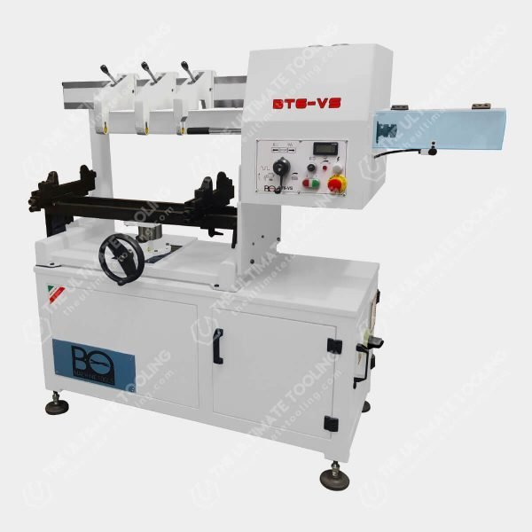 The Ultimate Tooling - BO Machine Tools BT6-VS Line Boring Machine for Cylinder Heads