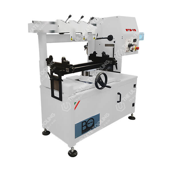 The Ultimate Tooling - Berco BT6 - Alesatrice orizzontale