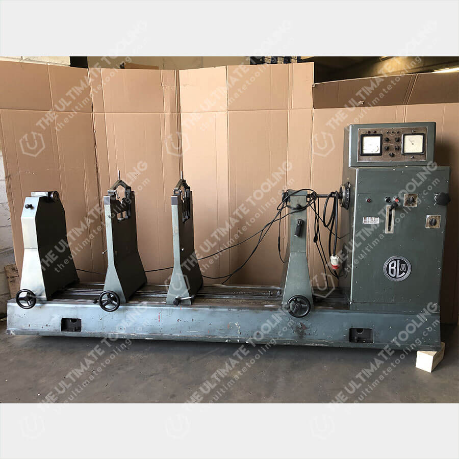 The Ultimate Tooling - MU822 - CEMB W100N Bilanciatrice