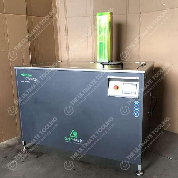 The Ultimate Tooling - MU827 - TIERRATECH MOT 400 N Ultrasonic Washing Machine