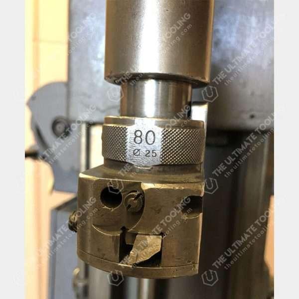MU832 - BERCO AC 400 Alesatrice Cilindri