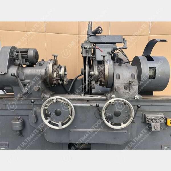 MU835 - BERCO RTM 260 A Rettifica Alberi a Gomito