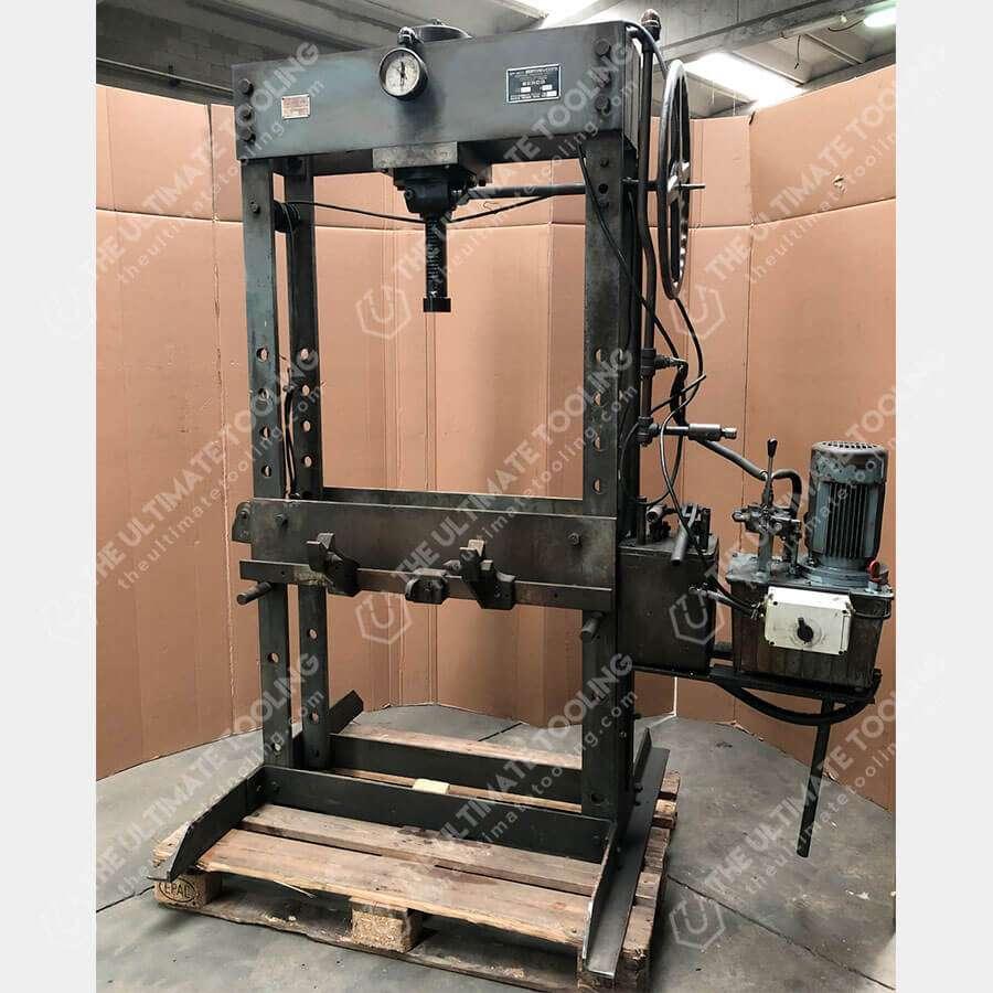 The Ultimate Tooling - MU840 - BERCO PT 50 A Press Machine