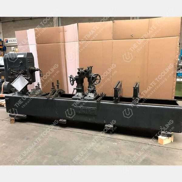 The Ultimate Tooling - MU841 - MATRA VW Mandrinadora Horizontal