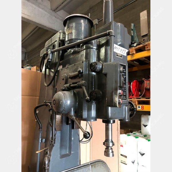 The Ultimate Tooling - MU842 - BERCO D33 A Cylinder Honing Machine