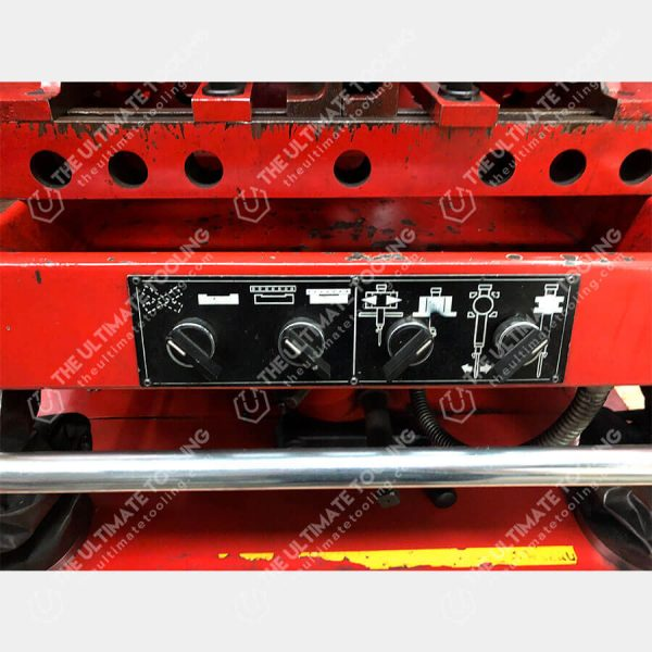 The Ultimate Tooling - MU856 - SERDI 100 Valve Seat Cutting Machine