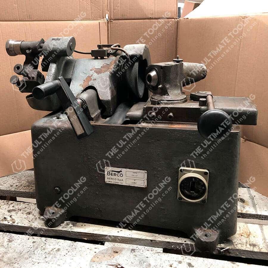 MU858 - BERCO RV 20 Rettifica Valvole