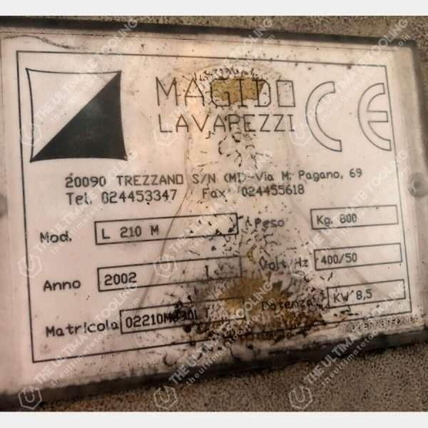 The Ultimate Tooling - MU830 - MAGIDO L 210 Lavadora De Piezas