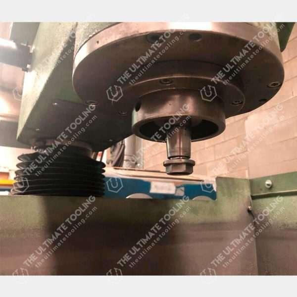The Ultimate Tooling - MU844 - COMEC RTV600 Rectificadora De Volantes De Embrague