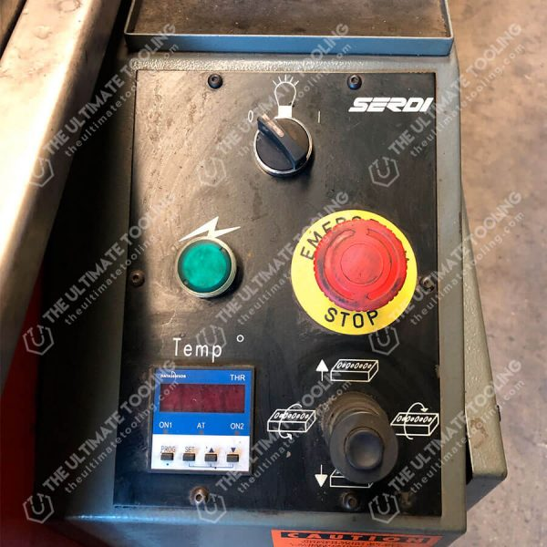 The Ultimate Tooling - MU865 - SERDI SPT 1501 Vasca Prova Testate