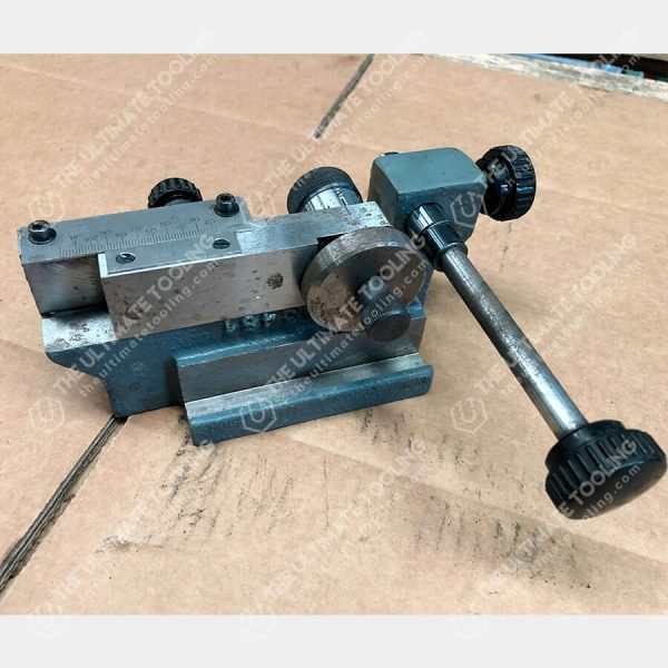 The Ultimate Tooling - MU877 - BERCO ASV Rectificadora De Asiento De Válvula