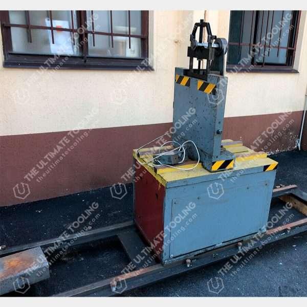The Ultimate Tooling - MU883 - RAVA K300 Balancing Machine