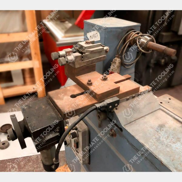 The Ultimate Tooling - MU847 - COMEC TR 505 Brake Disc And Drum Lathe
