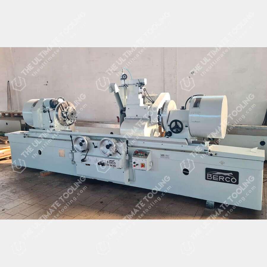 MU577 - BERCORTM351/2400 D Crankshaft Grinding Machine