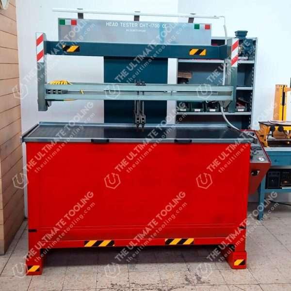 The Ultimate Tooling - MU890 - MGT CHT1700 Probador De Presión