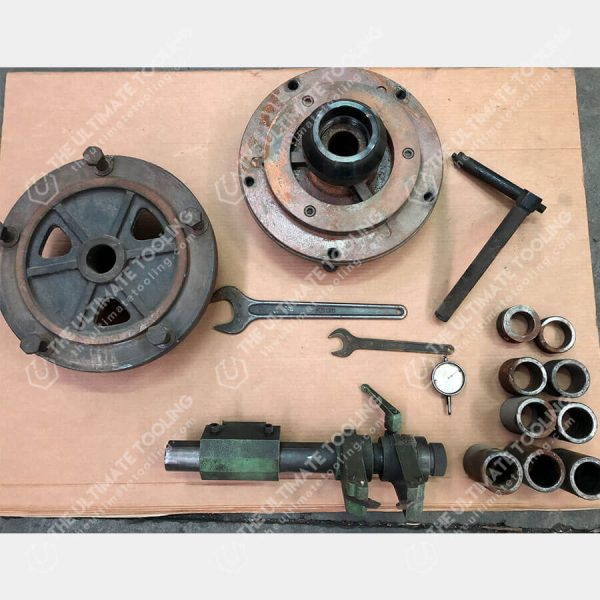 The Ultimate Tooling - MU893 - PMD IRIA 2 Brake Disc And Drum Lathe