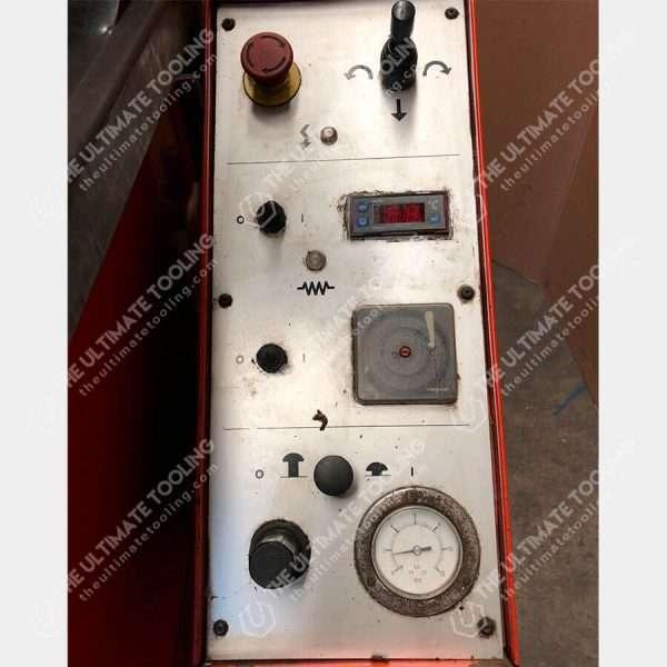 MU895 - PMD PTR 120 Vasca Prova Testate