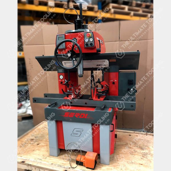 The Ultimate Tooling - MU896 - SERDI 3.5 Valve Seats Cutting Machine