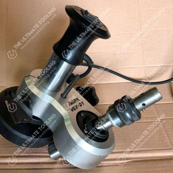The Ultimate Tooling - MU899 - MIRA VGX-21 Valve Seat Cutting Machine