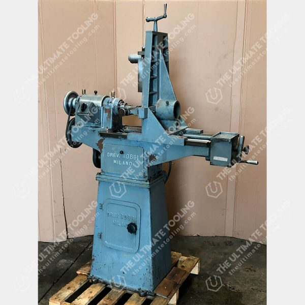 The Ultimate Tooling - MU897 - ROBBI RB Conrod Boring Machine