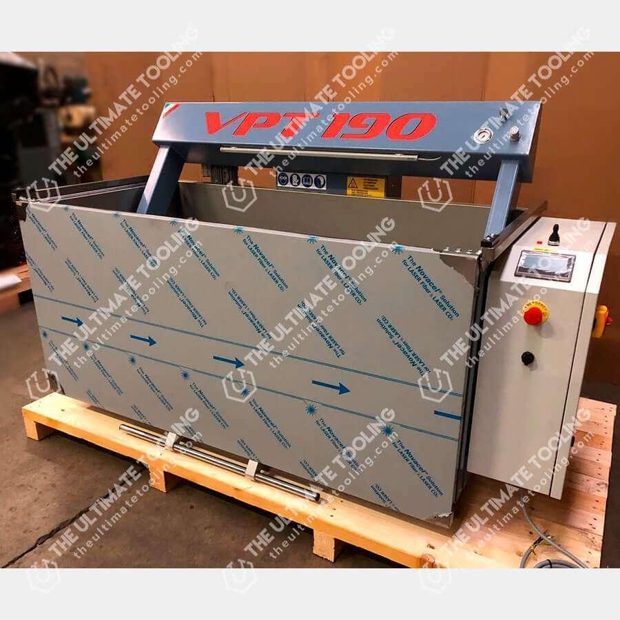 COMEC VPT190 Detector hidroneumático de fisuras en tapas de cilindro